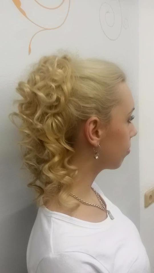 sváteční účes Hairex