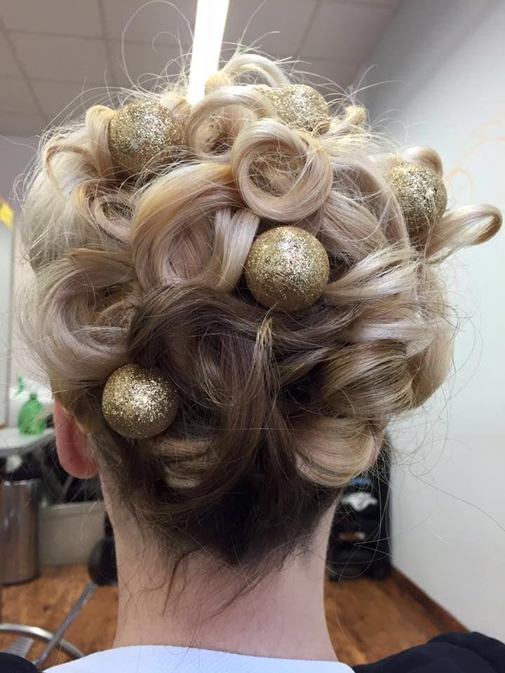Svatební účes Hairex