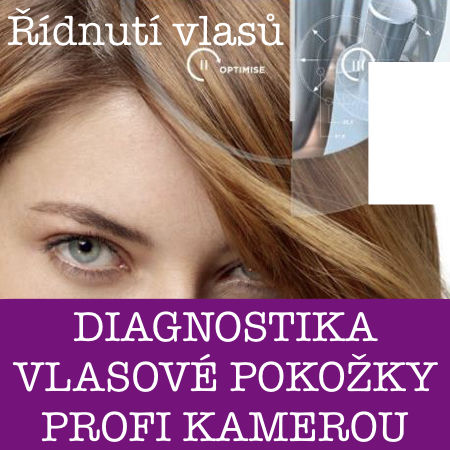 Vlasová diagnostika - nioxin