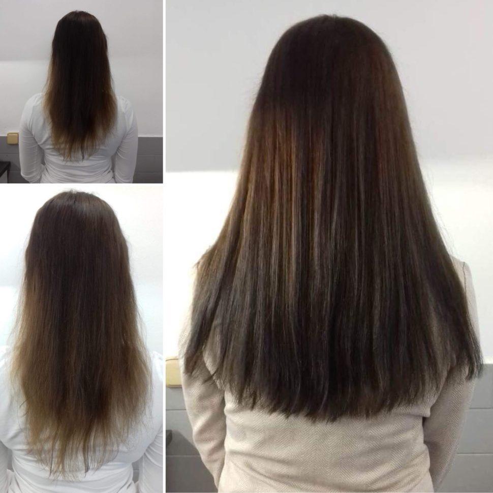 prodlužování vlasů Great lengths