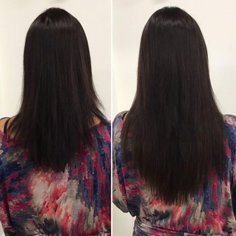 prodloužení vlasů Brno