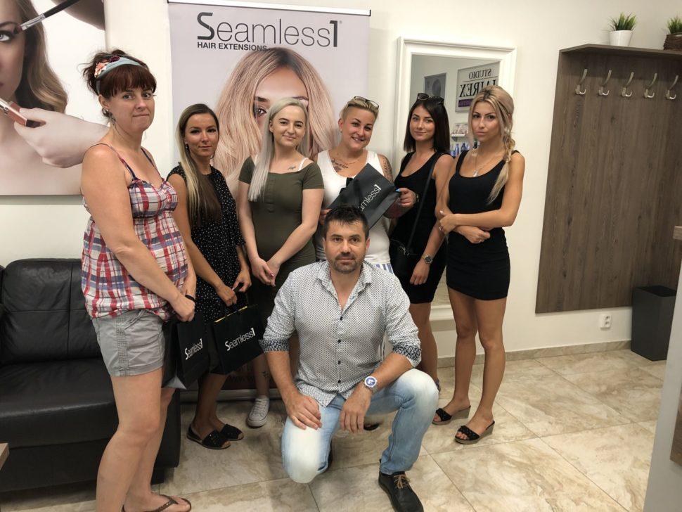prodlužování vlasů certiikace