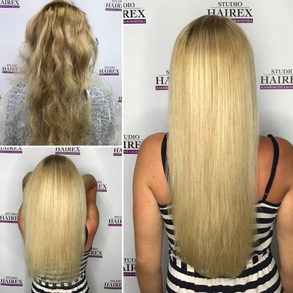 blond před apo